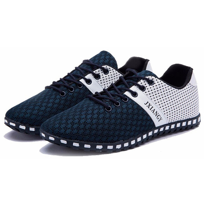 Flats – Casual Summer Lace-Up Round Toe Men's Flats | Zorket