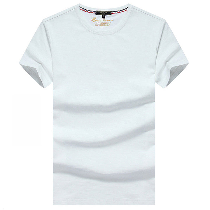 Summer Men's Casual Cotton T-Shirt - Zorket