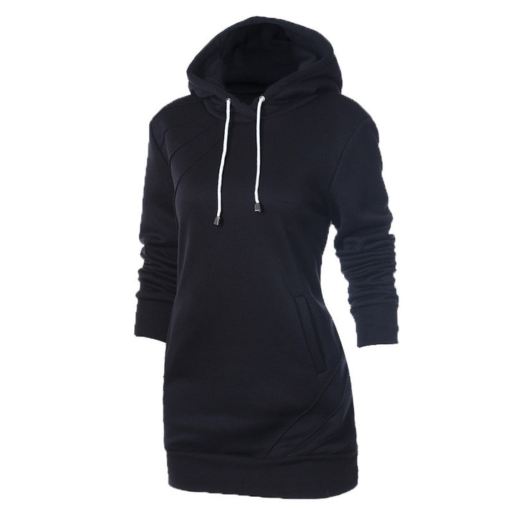 Women's Casual Autumn & Winter Hoodie - Zorket