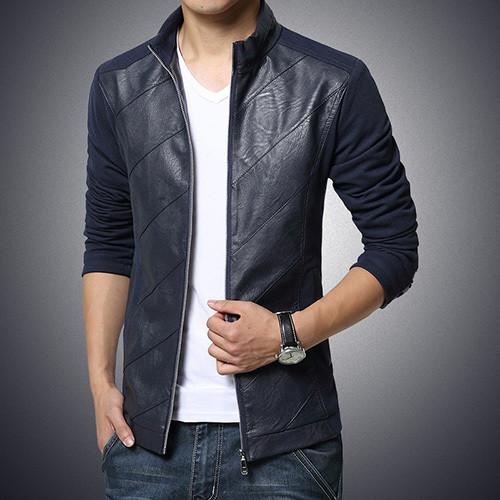 Men's Cotton Casual Jacket