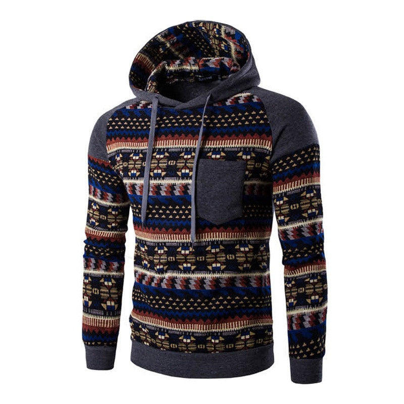 Hoodies & Sweatshirts – Casual Long Sleeved Men's Hoodie | Zorket