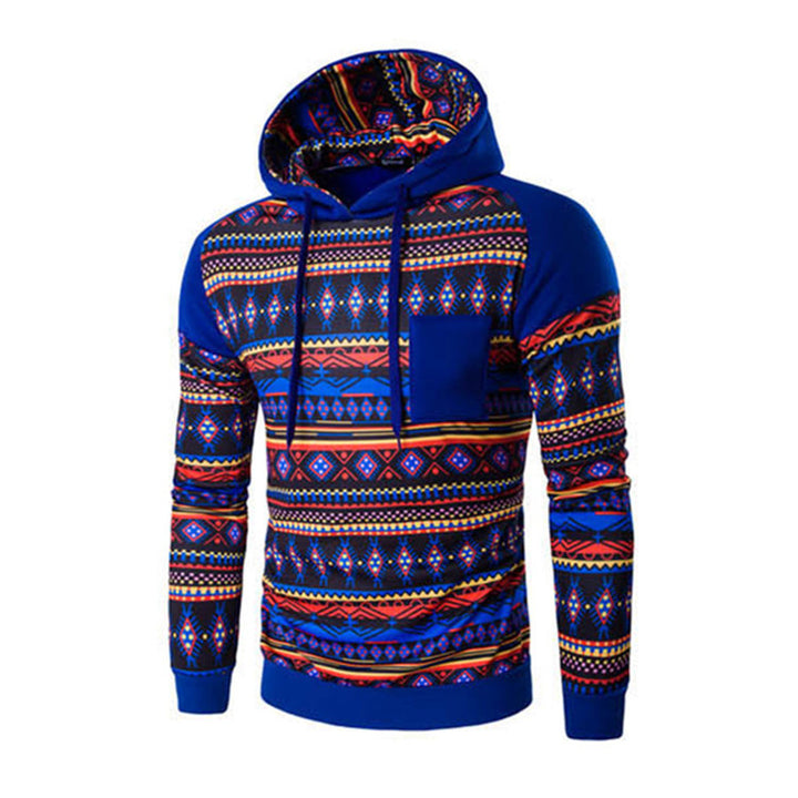Stylish Men's Casual Autumn Hoodie - Zorket
