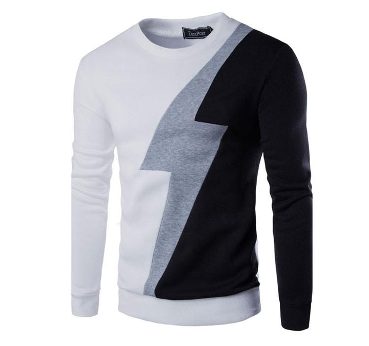 Men's High Quality O-Neck Casual Sweatshirt