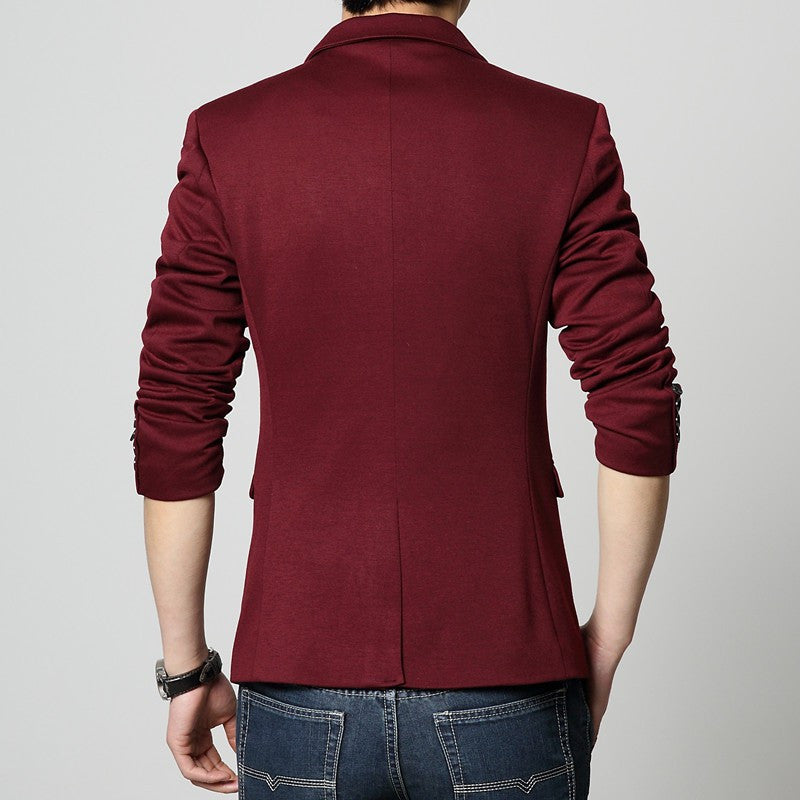 Blazer – Men's Casual Cotton High Quality Blazer | Zorket