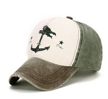 Woman's Cotton Baseball Cap - Zorket