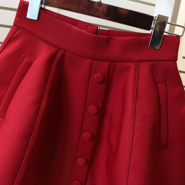 Summer Stylish Casual High Waist Skirt - Zorket