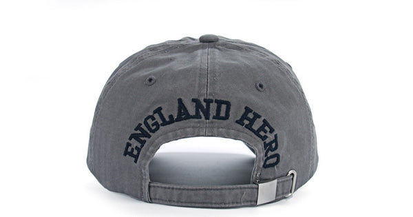 Baseball Cap – Men's / Women's Cotton England Baseball Cap | Zorket