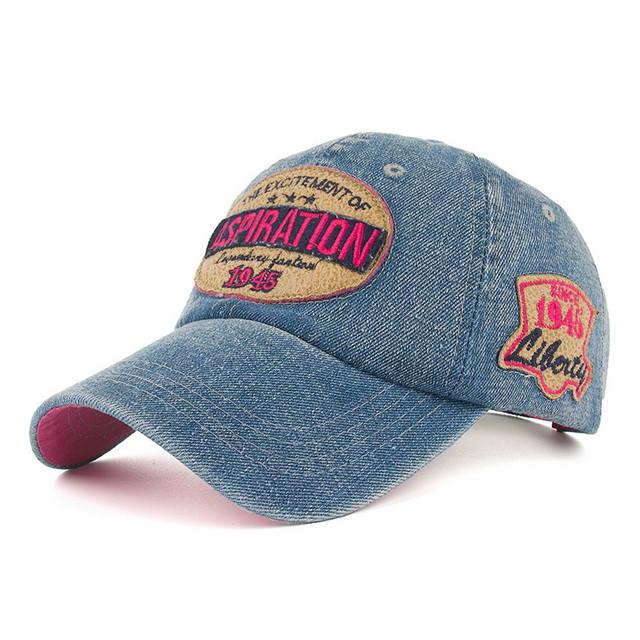 Adult's / Kid's High Quality Jeans Baseball Cap