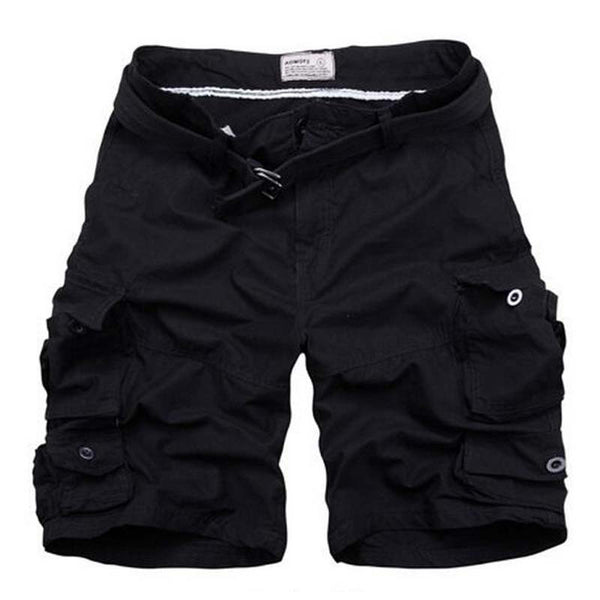 Shorts – Men's Summer Multi-Pocket Shorts | Zorket