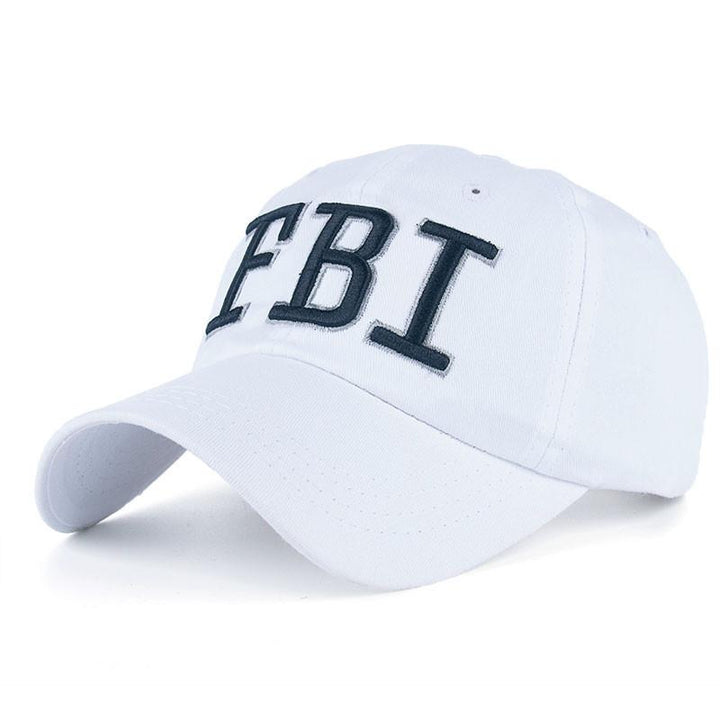 High Quality FBI Baseball Cap