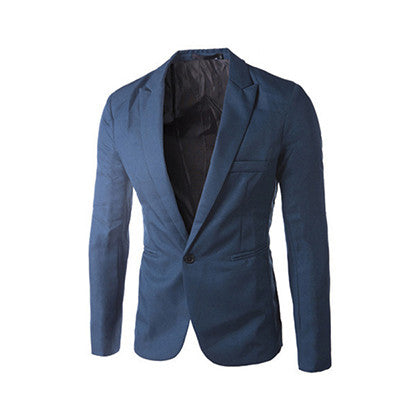 Blazer – Men's Casual Slim Fit Blazer | Zorket