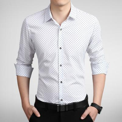 Men's Top Quality Casual Slim Fit Shirt