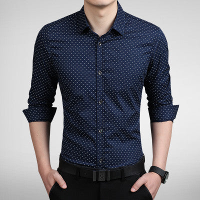 Men's Top Quality Casual Slim Fit Shirt - Zorket