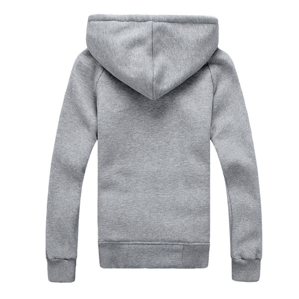 Hoodies & Sweatshirts – Men's Casual Tracksuit Hooded Sweatshirt | Zorket
