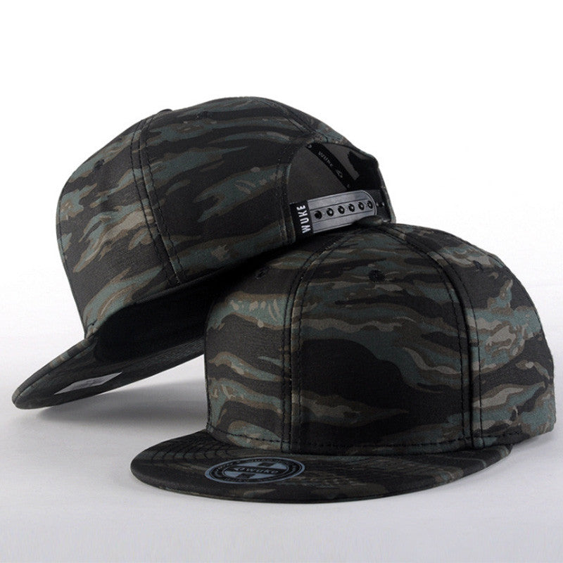 Men's Cotton Hip Hop Snapback - Zorket