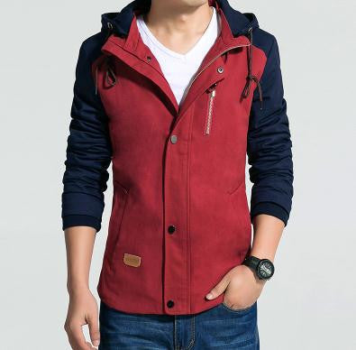 Hot Autumn / Spring Casual Jacket - Zorket