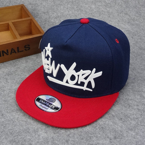 Men's New York Brand NY Snapback - Zorket