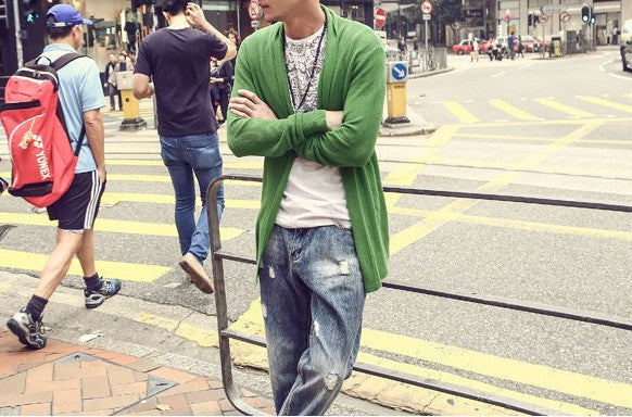 Sweater – Men's Casual Stylish Knitwear Cardigan | Zorket