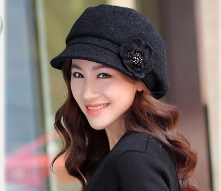 Warm Winter Women's Hat - Zorket