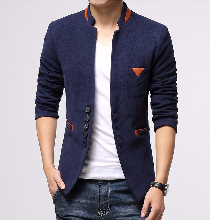 Men's Casual Blazer - Zorket