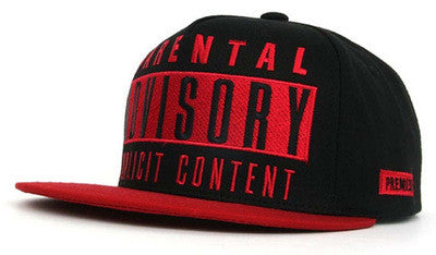 Men's Cotton Hip Hop Street Snapback - Zorket