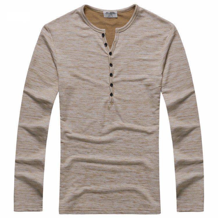 T-Shirt – Men's Casual Long Sleeved T-Shirt | Zorket