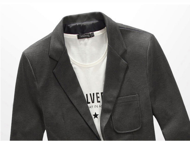 Blazer – Men's Casual Stilish Suit Jacket | Zorket