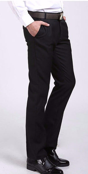 Dress Pants – Men Luxury Slim Fit Dress Pants | Zorket