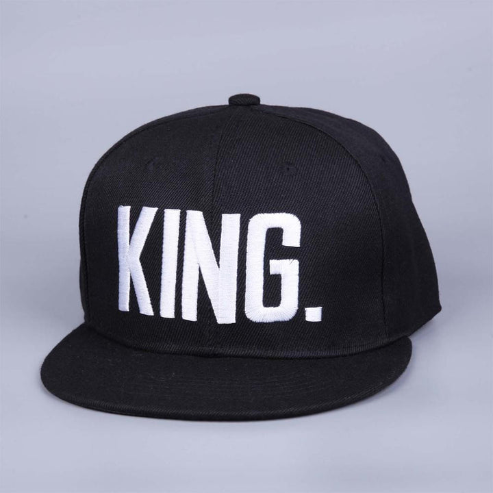 King & Queen Hip Hop Snapback - Zorket