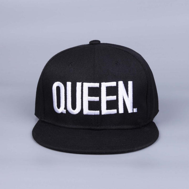 King & Queen Hip Hop Snapback