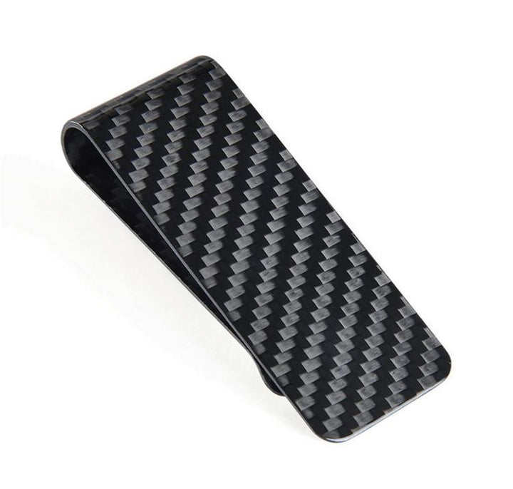 Male Money Clip, 100% Carbon Fiber
