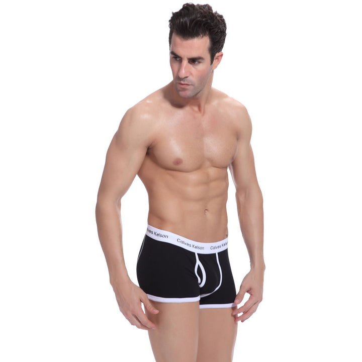 Men's Cotton Comfortable Underpants - Zorket