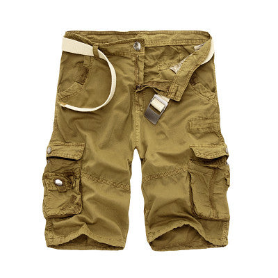 Shorts – Men's Fashion Casual Loose Cotton Shorts | Zorket