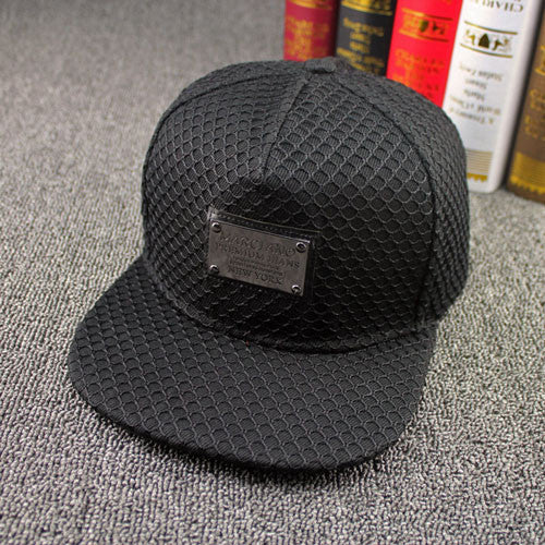 Baseball Cap – Men's High Quality Cotton Snapback | Zorket