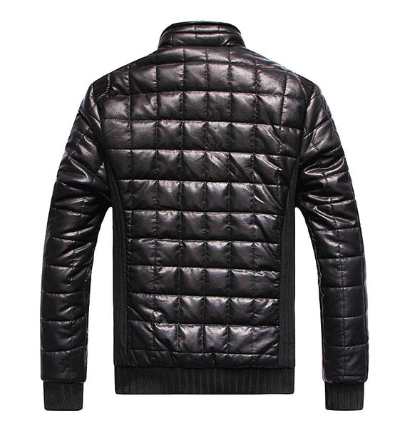Jacket – Men's Polyester Jacket With Stand Collar | Zorket