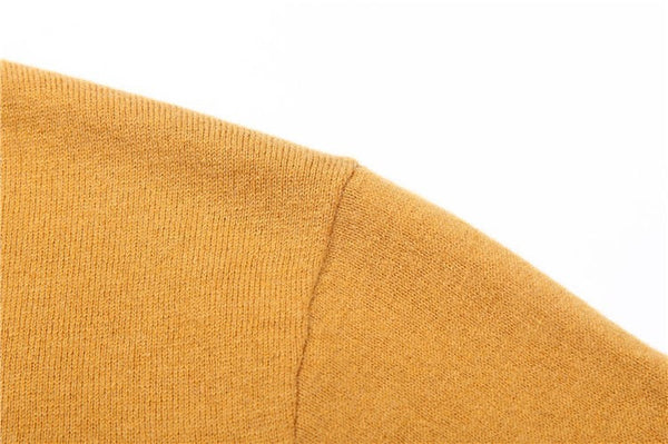 Pullover – Men's Top Quality Autumn & Winter 100% Wool Sweater | Zorket