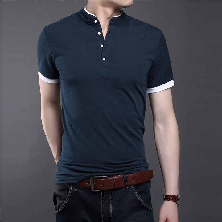 Men's High Quality Short Sleeved T-Shirt