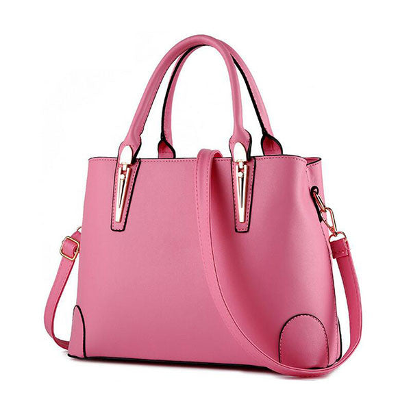 Women's PU Leather High Quality Handbag - Zorket