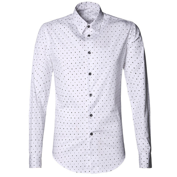 Shirt – Men's Stylish Casual Long Sleeve Shirt | Zorket