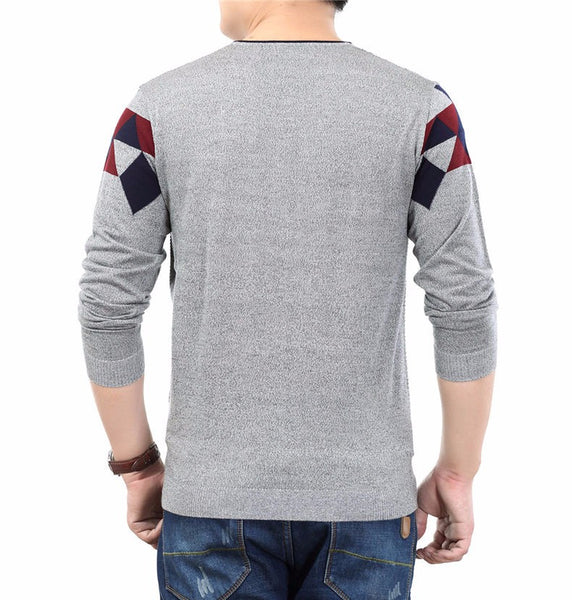 Pullover – Men's Autumn / Winter V-Neck Sweater | Zorket