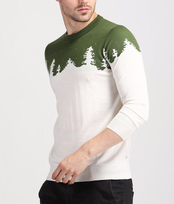 Men's Top Quality Warm Christmas Pullover - Zorket