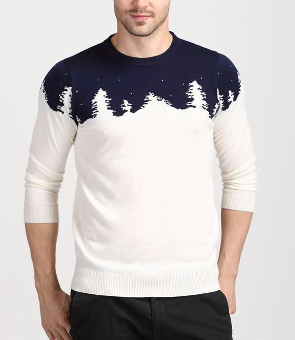Men's Top Quality Warm Christmas Pullover