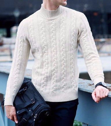 Sweater – Men's High Quality Winter Thick Warm Christmas Sweater | Zorket