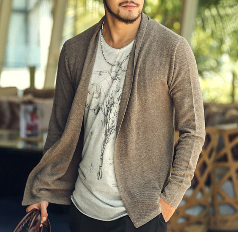 Men's Casual Stylish Knitwear Cardigan - Zorket
