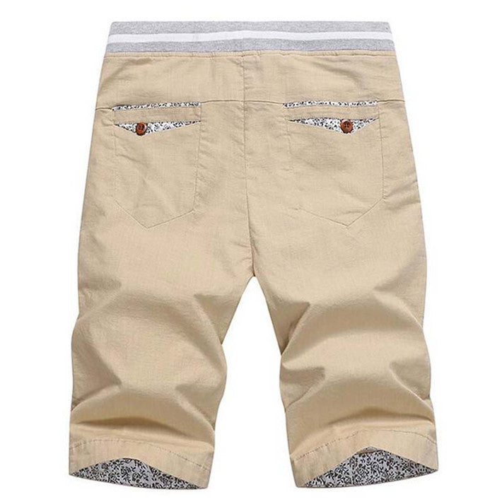 Men's Summer Casual Straight Shorts - Zorket