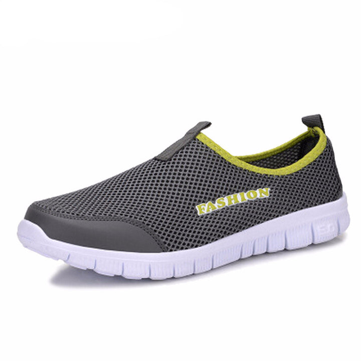 Summer Casual Athletic Male Sneakers - Zorket