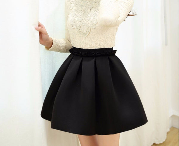 Skirt – Women's Autumn High Waist Casual Skirt | Zorket