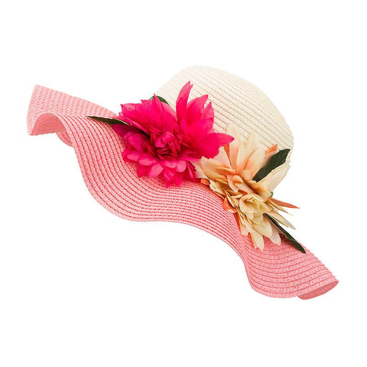 Female Straw Hat For Summer Beach