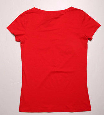 T-Shirt – Female Plain O-Neck T-Shirt | Zorket