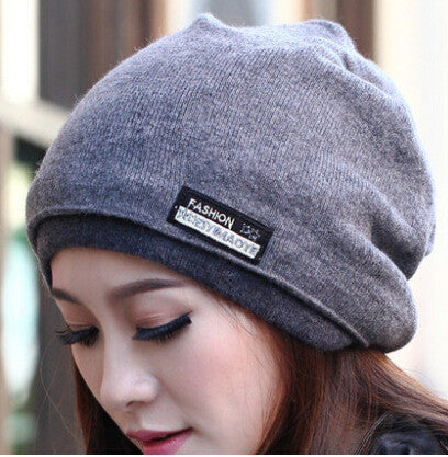 Hat – Warm Wool  Cap For Woman And Men | Zorket